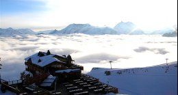 Présentation du Panoramic, Chamonix, France