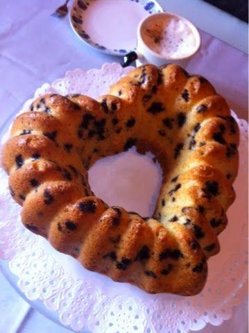 Schoko Kokos Kuchen fürs Wochenende :)
