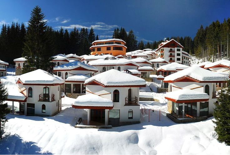 What else could you ask for after a busy day on the mountains. Visit Pamporovo ski resort in Bulgaria http://www.vacationshouse.com/vacation-rentals/p13685