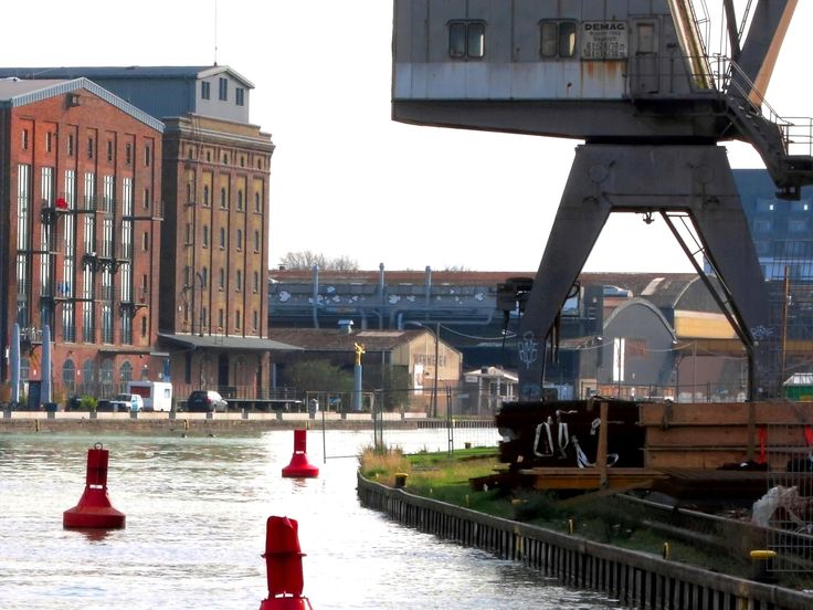 Amazing Muenster City of Germany Harbour M nster Hafen