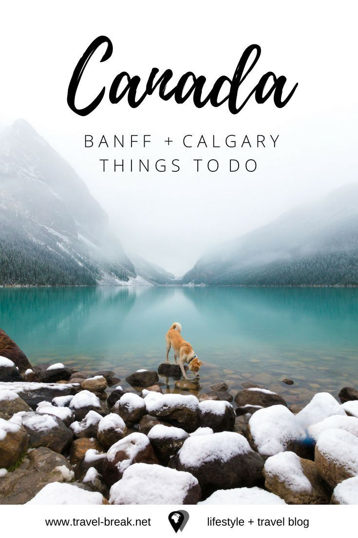 18 Photos that Will Put You on a Plane to Calgary and Banff| http://Travel-Break.net | A travel blog guide to things to do in Alberta, Canada