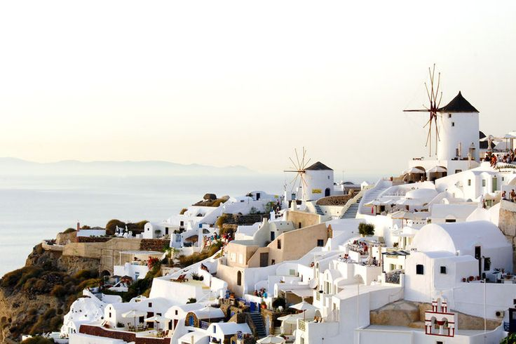 Oia, Santorini, Greece, beautiful house, caldera view, cycladic architecture, holiday deatinations, must see places