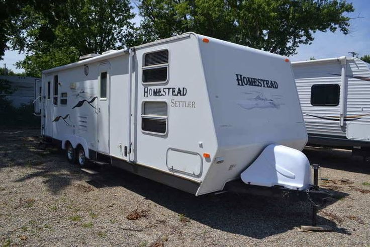 2004 Starcraft Homestead Settler 285rls For Sale West Alexandria