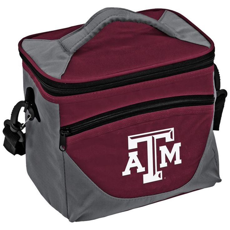 Texas A&M Aggies Halftime Lunch Box Cooler, Team