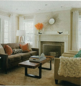 7 best images about brown orange turquoise living room - Living room ideas brown and turquoise ...