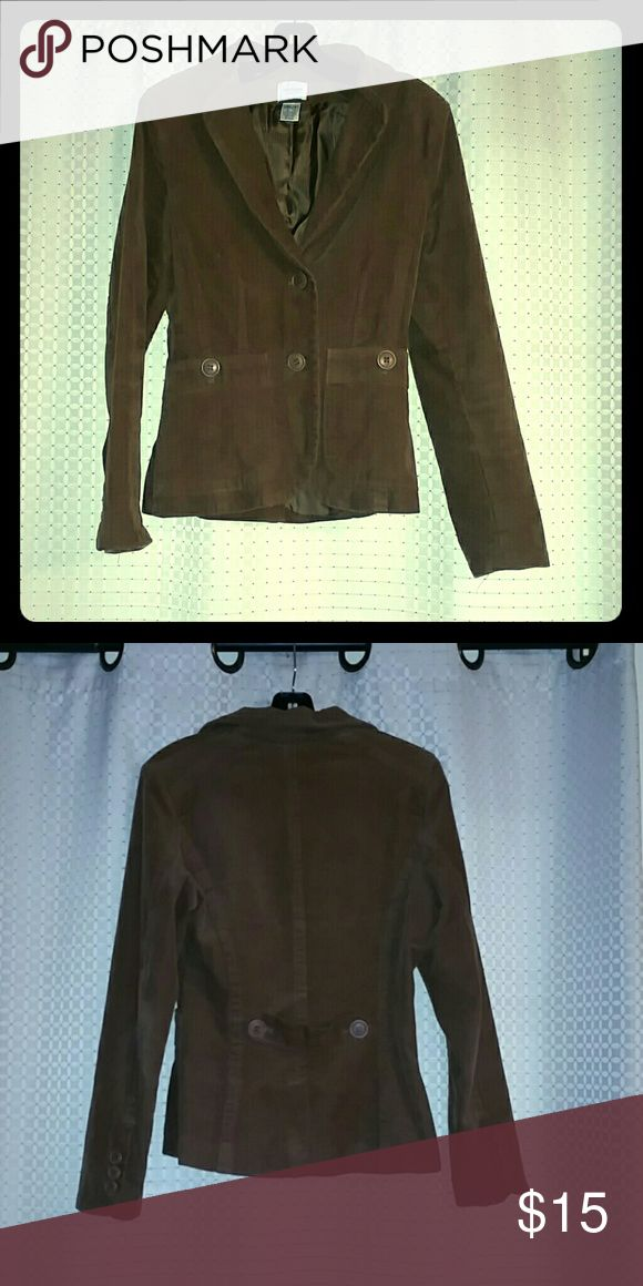 Last day reduce La Redoute jacket size 6 Corduroy jacket great jacket la Redoute  Jackets & Coats