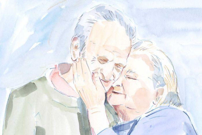 Finding love as widows