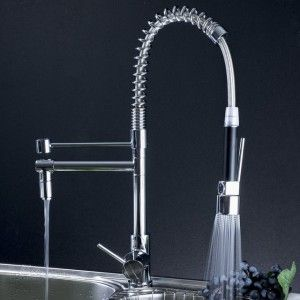 16 Extraordinary Modern Kitchen Faucets Image Ideas