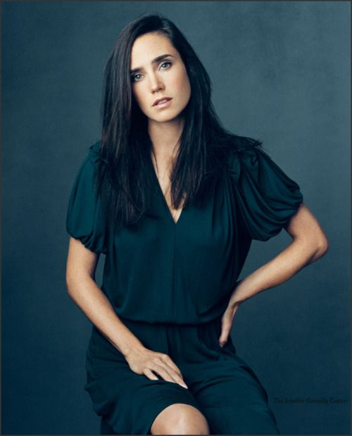 Jennifer Connelly. Beautiful!