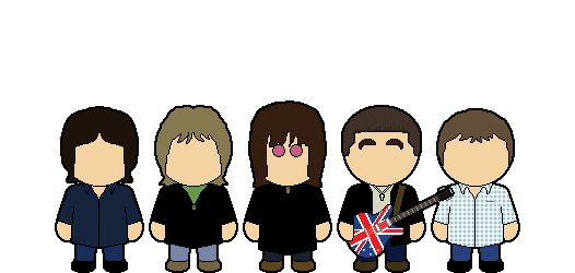 Oasis OMG!!!!