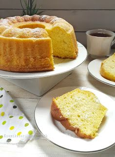 My Kitchen Notes: Lime Cake