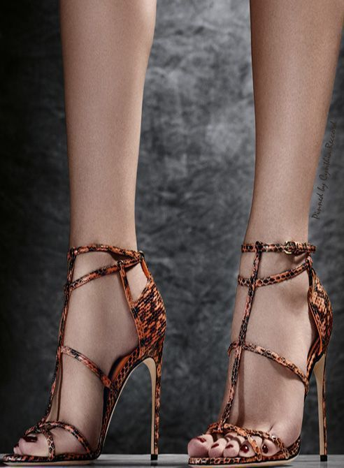 70 Cute And Cool High Heel Shoes You'd Love To Wear | EcstasyCoffee #brianatwoodheelsstrappysandals #brianatwoodheels2016