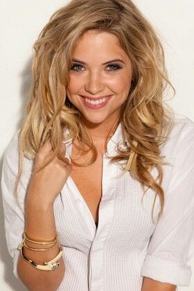 Ashley Benson would make the perfect Emma Taylor!