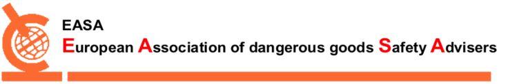EASA European Association of dangerous goods Safety Advisers