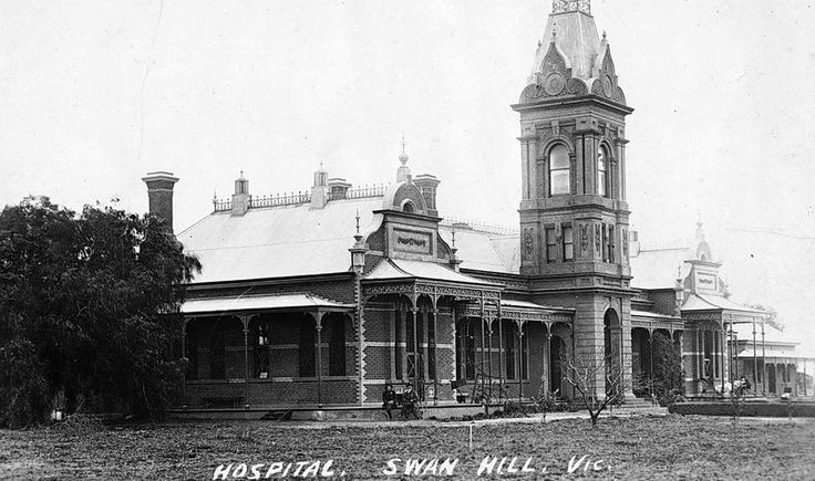Hospital, Swan Hill, Victoria