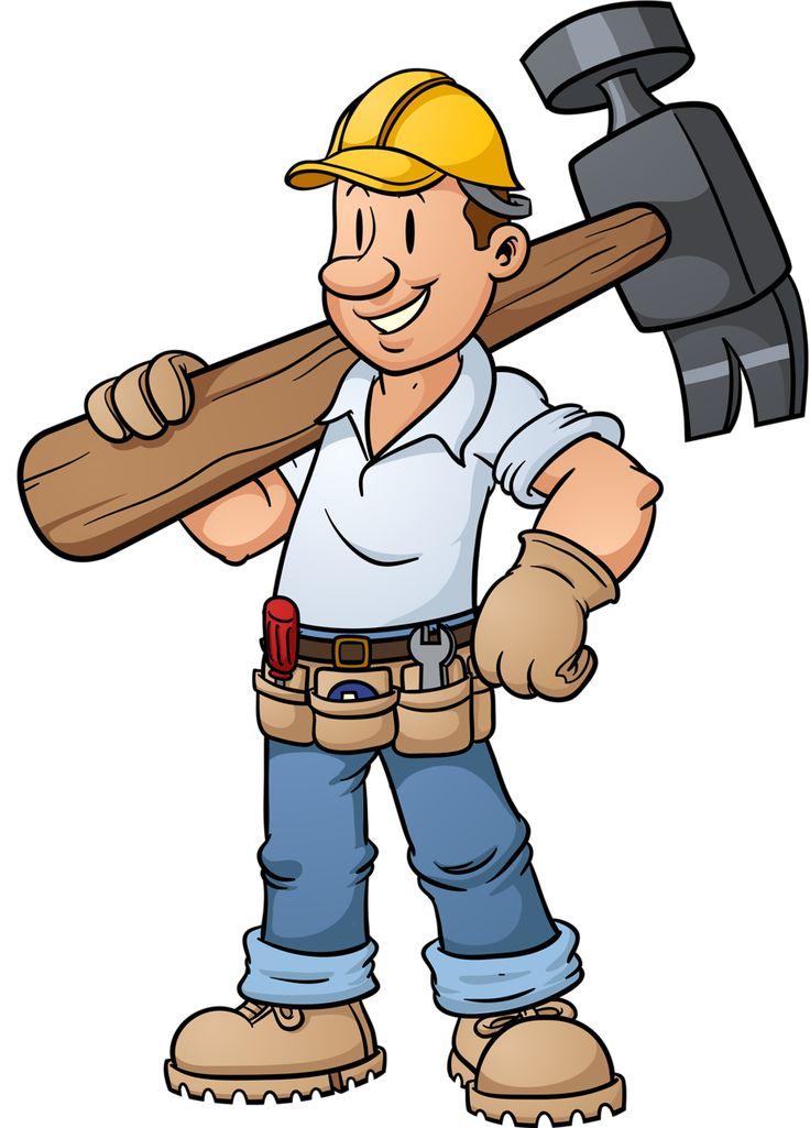 Реклама строитель в картинках