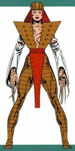 Lady Deathstrike (Marvel Universe) Custom Action Figure