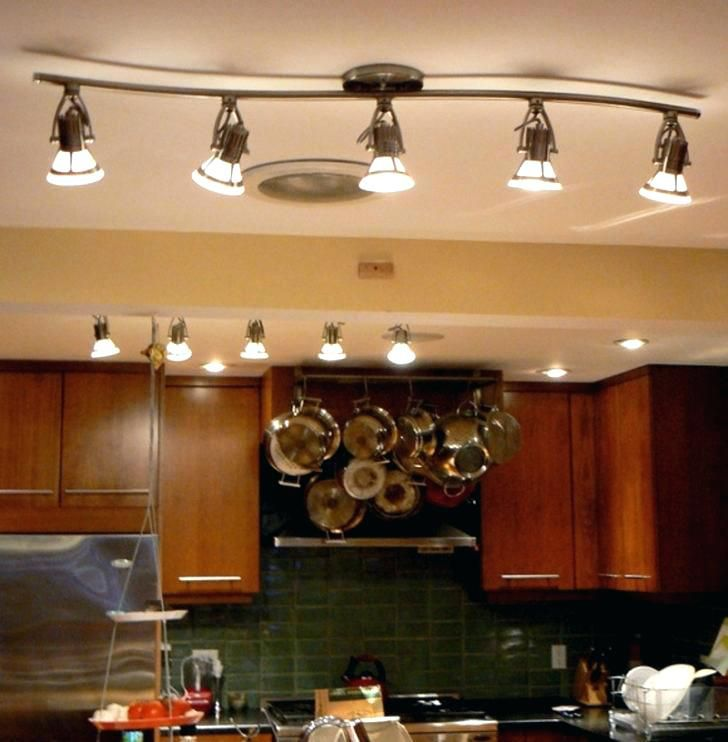 Overhead Kitchen Lighting Best Overhead Kitchen Lighting ...