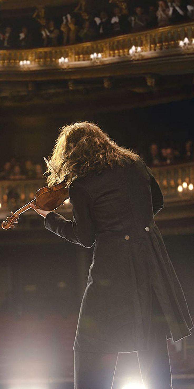 David Garrett - Movie Set: Paganini - The Devil's Violinist