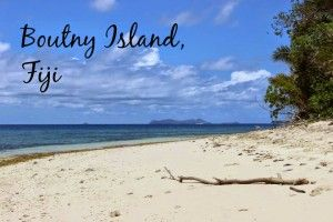 Bounty Island, Fiji - Lo On The Go