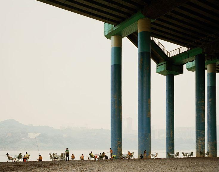 "Chongqing VI, Chongqing Municipality.  From Nadav Kander's ""Yangtze: The Long River,"" A photo essay on China's longest river.  © 2010 Nadav Kander."