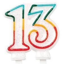 Lucky 13 didn't post yesterday ... so you get a double dose today!    13 days 'til January 1st -- This... pinned with Pinvolve