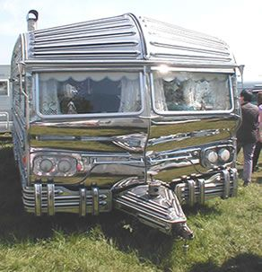 Gypsy Caravan, Gypsy caravans, Gypsy Waggons and Vardos: Features and Articles 5