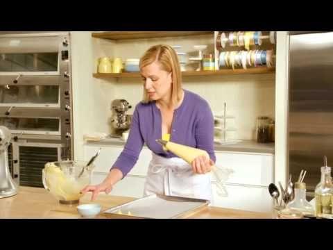 Bake With Anna Olson Video 10 Choux Paste Tips Season 1 Episode 10 - YouTube