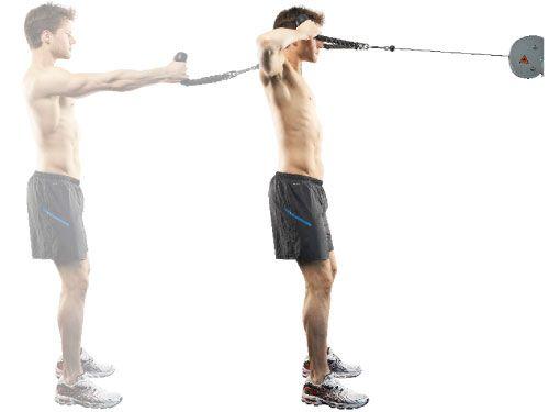 rope shoulder workout