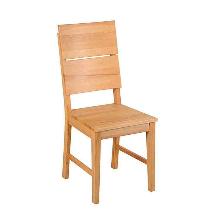 Beautiful Massivholzstuhl aus Kernbuche ge lt kaufen er Set Jetzt bestellen unter