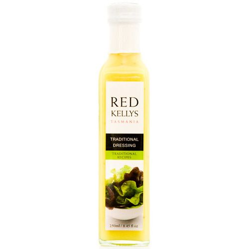 Traditional Dressing 245ml / Gluten Free by Red Kellys buy online at Jo-Ann & May's Online Gourmet Food & Gift Provedore  www.jomaysgifthampers.com.au