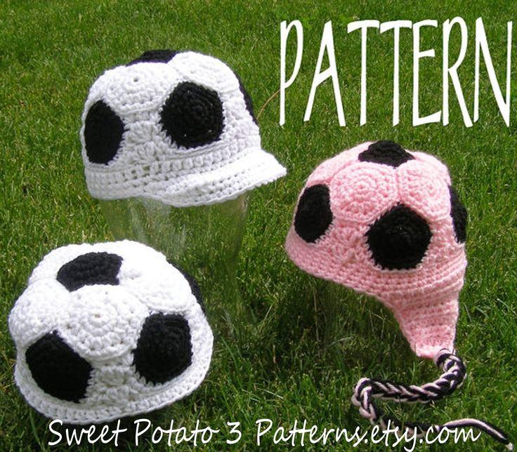36 best Soccer ideas images on Pinterest | Futbol, Crochet patterns ...