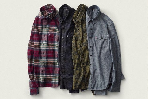 Levi's Skateboarding Fall 2013 Collection