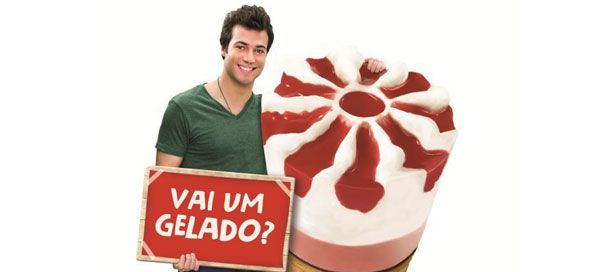 Os gelados Olá têm uma nova cara a representá-los. O jovem ator Rui Porto Nunes é o novo embaixador da marca e será o protagonista da campanha que a Olá acaba de lançar.