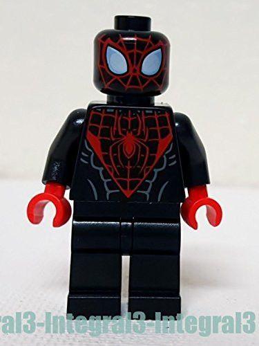 Marvel Super Heroes carnages Shield Sky Attack Loose Ultimate Spider-Man Lego Figure 76036