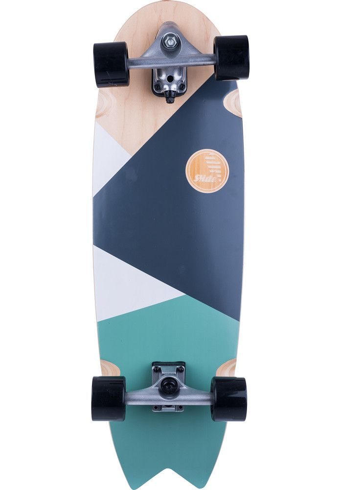 Slide-Surf-Skateboards Swallow - titus-shop.com  #CruiserComplete #Skateboard #titus #titusskateshop