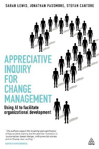 appreciative inquiry new model of change Full-text (pdf) | appreciative inquiry as a model for positive change in an undergraduate information technology degree program.