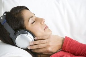 If you wear these to sleep! #Bedphones