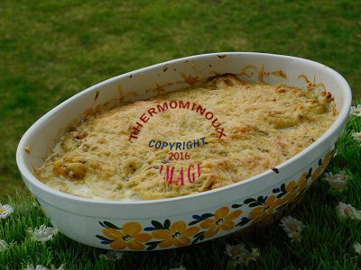 GRATIN DE POISSON (thermomix)