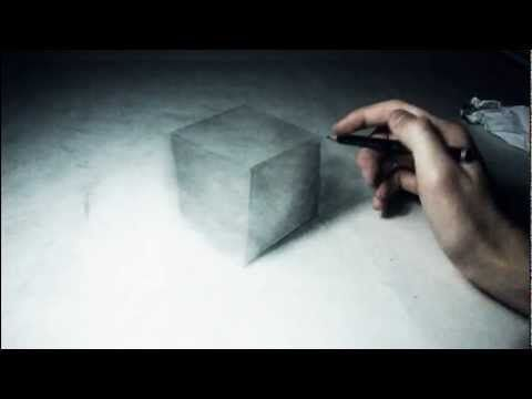 ▶ 3D drawing tutorial (Understanding 3D drawing) by Muhammad Ejleh. - YouTube