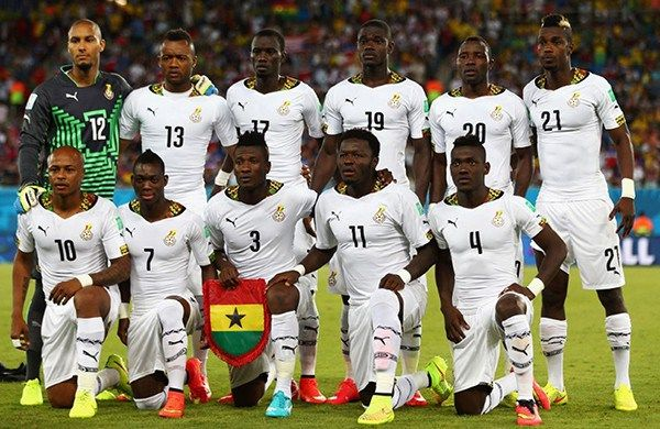 Black Stars The Black Stars, Ghana's senior football team plays for Ghana in international association football and has continued to do so from the 1950s. Here are 7 mind blowing facts about Ghana senior football team Black Stars team. 1. Name and Management Kwesi Nyantakyi The team is ...
