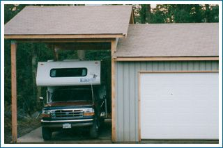 78 best ideas about rv garage on pinterest pole barn for 2 car wood garage kits for sale