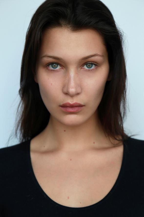 Bella Hadid - IMG Models Digitals 2015.