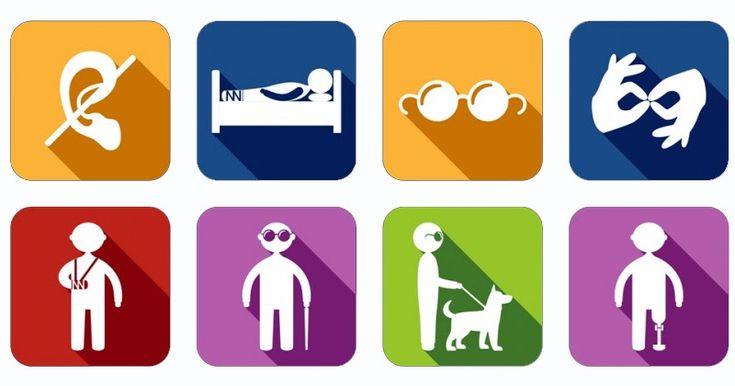 Comisia pentru persoane cu handicap incadreaza pacientii in urmatoarele categorii: Gradul 1 grav; Gradul 2 accentuat; Gradul 3 mediu.