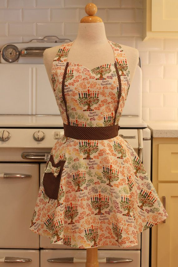 Because i make the latkes.   https://www.etsy.com/listing/167720585/apron-happy-hanukkah-maggie-retro-full