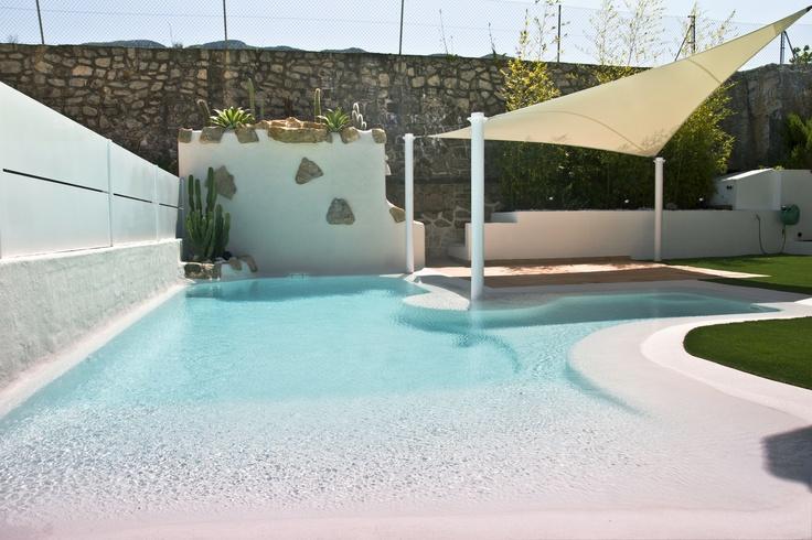 13 best piscine de r ve images on pinterest dream pools. Black Bedroom Furniture Sets. Home Design Ideas