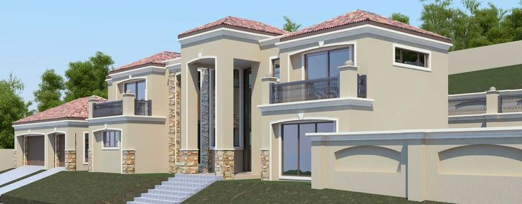 House designs and floor plans south africa