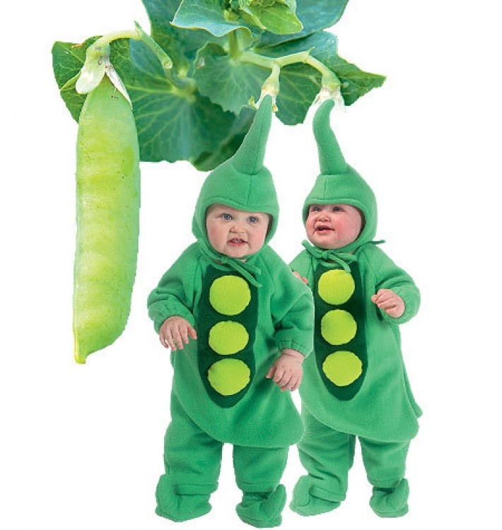 Adult Costume Halloween Costume Pea Costume Pea Pod Costume Twin Costume Toddler Costume Infant Baby Teen Kid Vegetable Costume Food Costume 6GH76