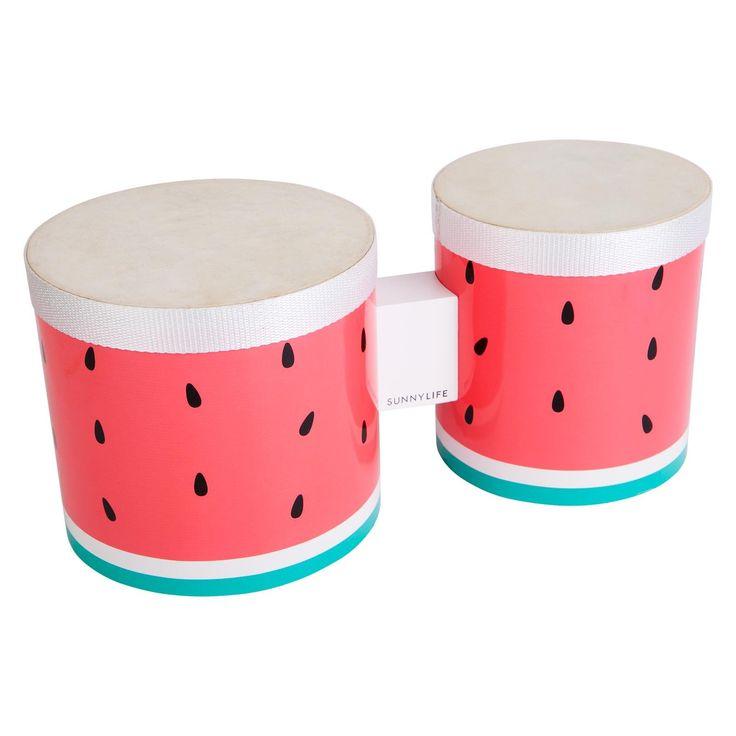 Bongo Drums Watermelon