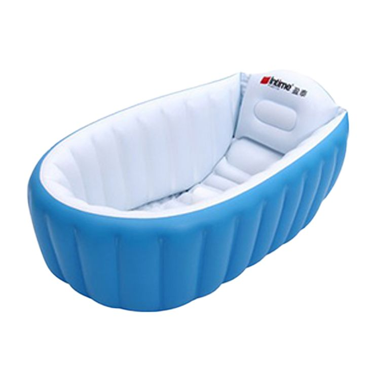 Inspirational New Baby kids Swimming Pool Summer Children Bathtub Inflatable Foldable Bath Pool for